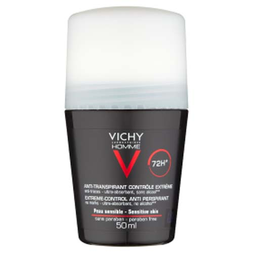 Vichy Homme Anti Perspirant 72 hr 50ml