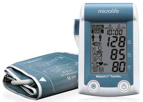 Watch BP Home (A) Blood Pressure Monitor