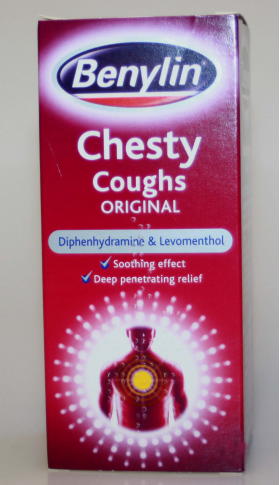 Benylin Chesty coughs original - 300 ml