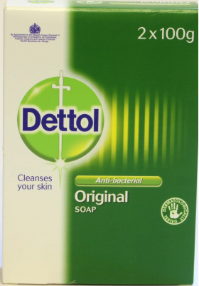 Dettol Original  Soap - 2 x 100g