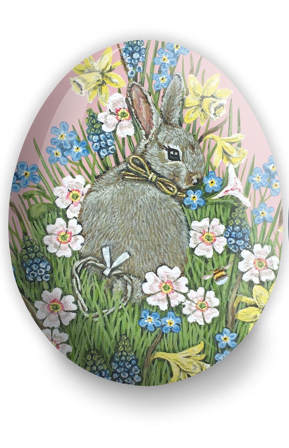 Bronnley Soap In A Easter Themed Tin 50G - Bunny