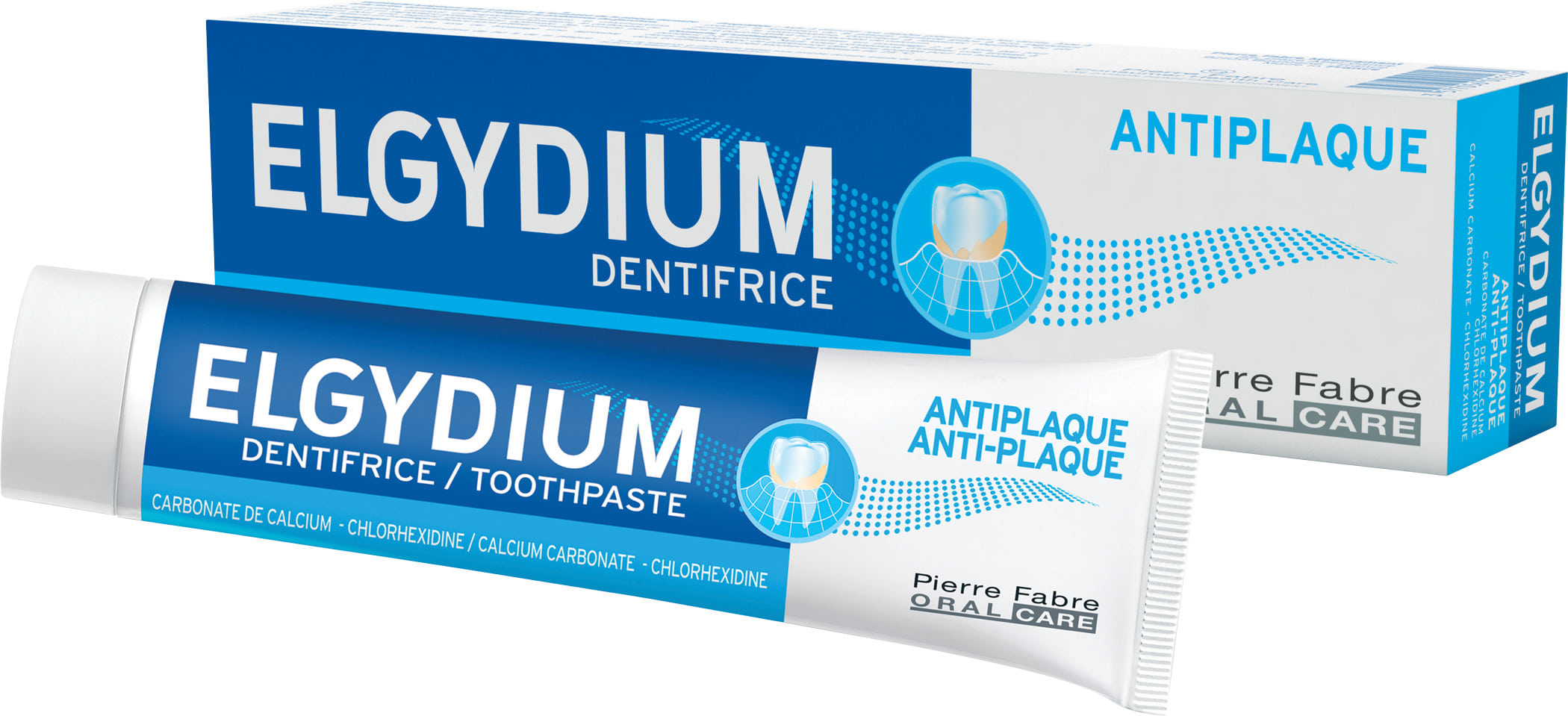 Elgydium Anti Plaque Toothpaste  75Ml