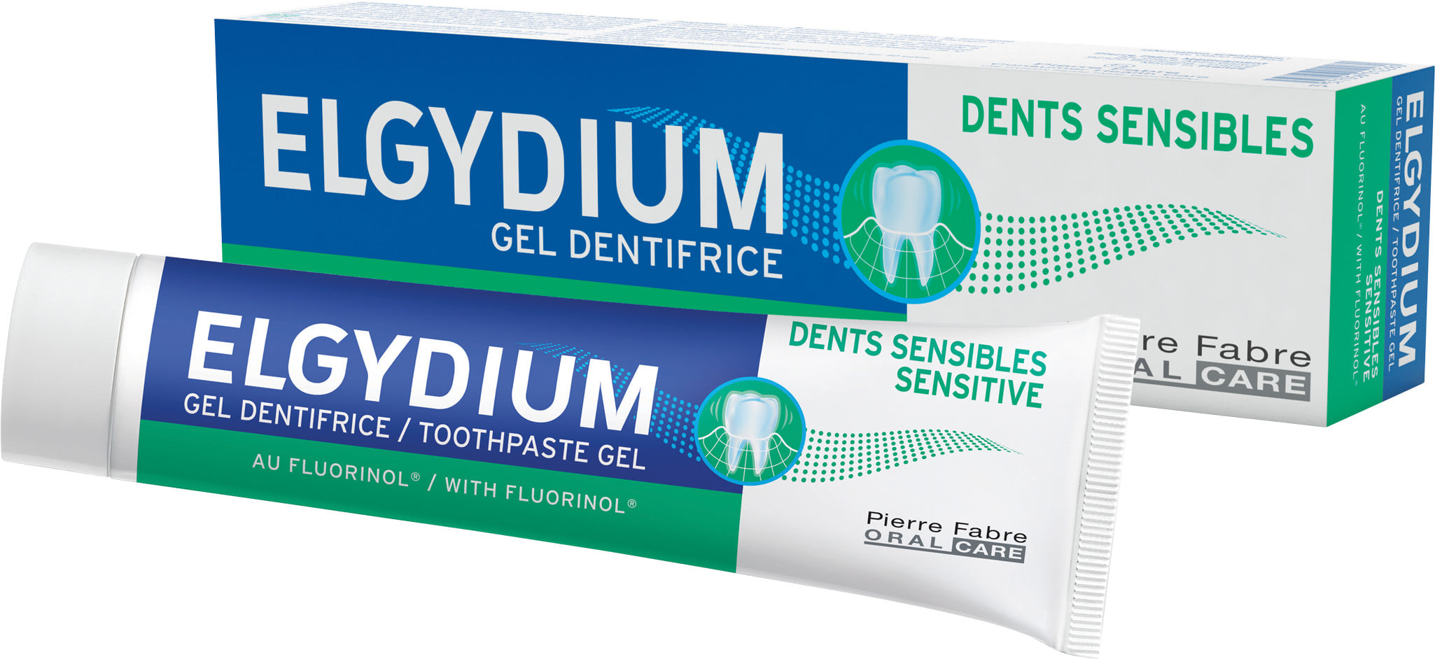 Elgydium Sensitive Toothpaste 75Ml