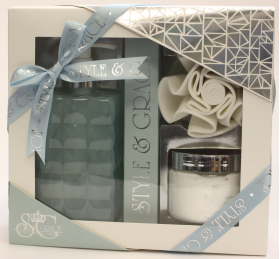 Style & Grace Puro Collection Gift Set