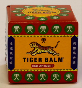 Tiger Balm Red Ointment- 19g