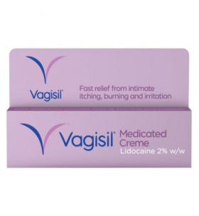 Vagisil Medicated Creme - 30g