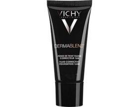 Vichy Dermablend Fluid Corrective Foundation 16hr Opal - 30ml