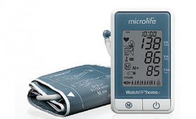 Watch BP Home S Blood Pressure Monitor with AFIB Detection